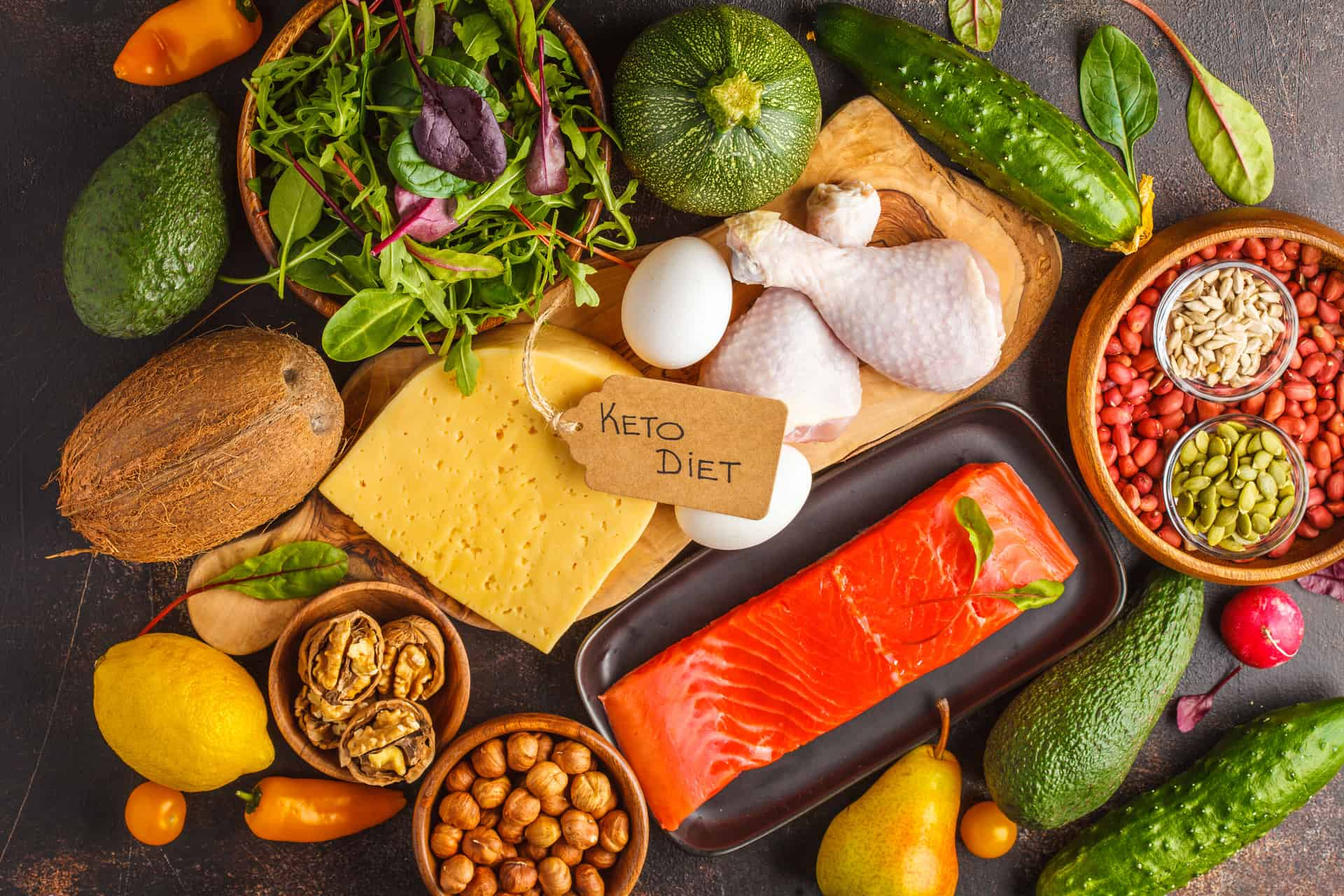 Health Benefits of Ketogenic Diets