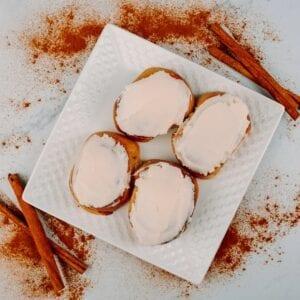 Keto Cinnamon Rolls | Kai's Baking Studio
