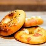 Keto Bagels| Kai's Baking Studio