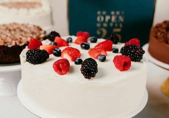 Shipped Keto Cakes | Kai's Baking