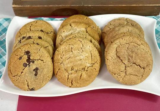 Vegan Cookies | Kai's Baking